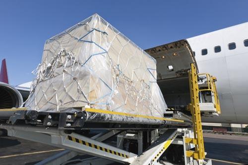 Cargo pallet
