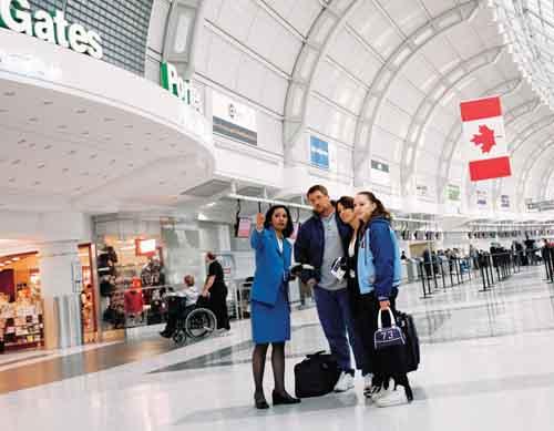 Toronto terminal