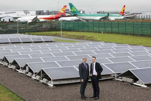 Dublin solar