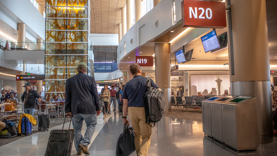 Sea-Tac celetes first phase opening of new north ... on