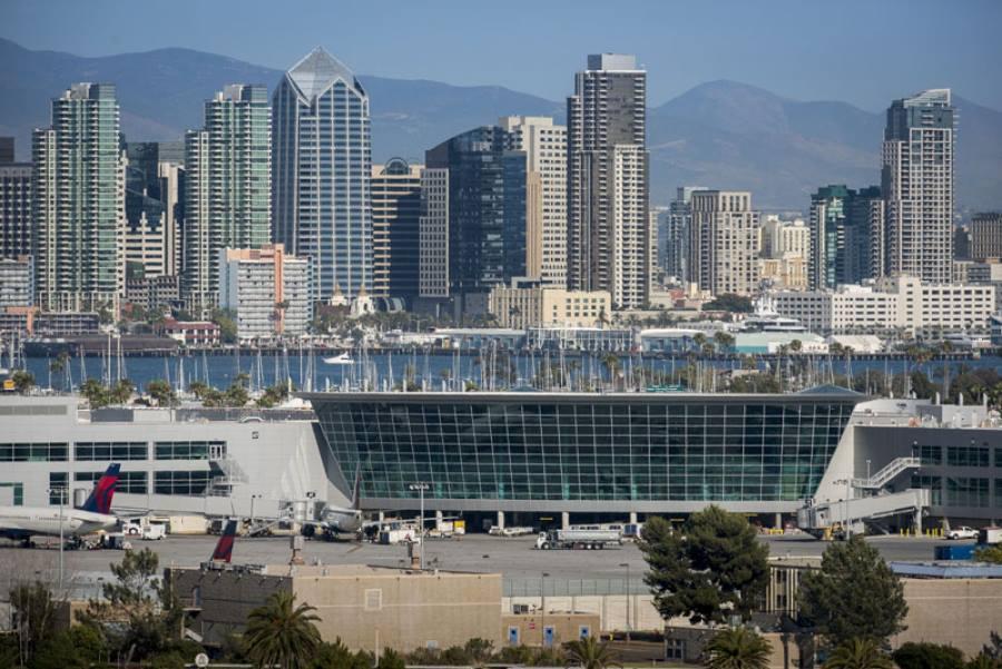 San Diego terminal