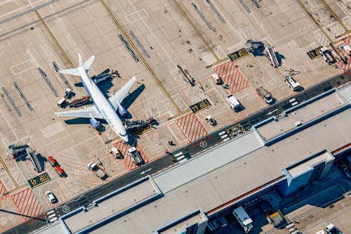 LLA aerial gates