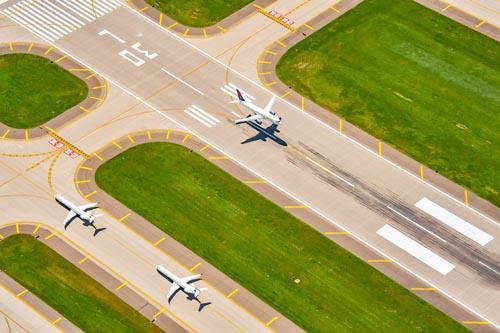 MSP runway
