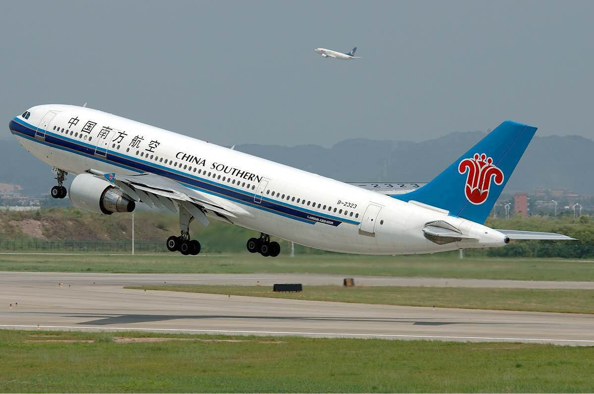 China Southern Codeshare